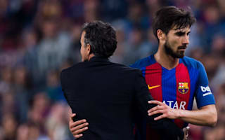Luis Enrique: Ridiculous to think Gomes can take Iniesta's place