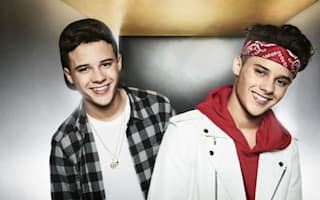 Brooks Way leave X Factor after 'threatening messages' claims