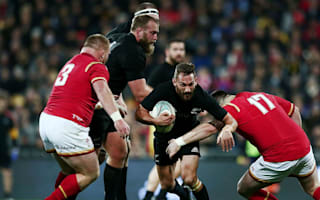 All Blacks fly-half Cruden given all-clear