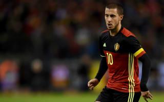Belgium v Finland: Hazard backs squad to cope without Kompany