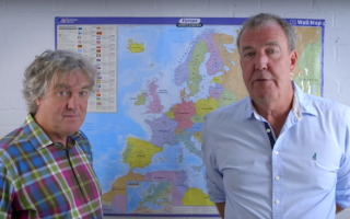 Jeremy Clarkson and James May film supports Remain campaign