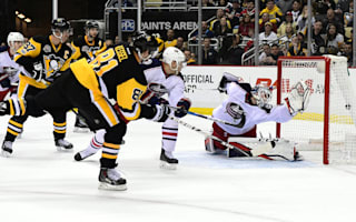 Kessel sees Penguins to win, Islanders beaten