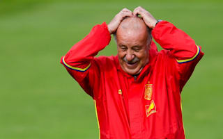 Del Bosque to resign from Spain role