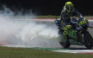 Rossi left 'worried' by Yamaha engine troubles
