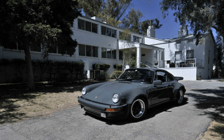 Steve McQueen's Porsche 930 Turbo up for auction