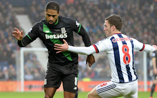 Johnson injury blow for Stoke