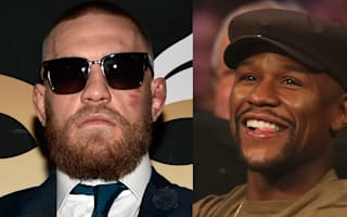 McGregor signs contract for Mayweather fight