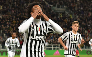 Juventus 1 Genoa 0: Champions keep the heat on Napoli with record 13th straight win