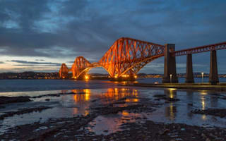 Forth Bridge voted Scotland's best manmade wonder