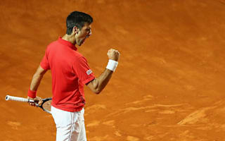 Djokovic relieved to recover from slow start