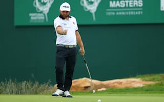 Sullivan and Warren share lead in Vilamoura