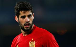 Isco feels Lopetegui's trust after Spain recall