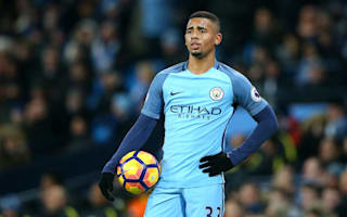 Gabriel Jesus delighted to make Premier League bow