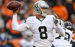 Raiders QB Cook to make first career start against Texans