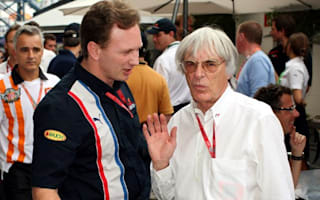 F1 figures react to London riots