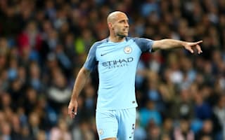 Manchester City 3 West Brom 1: Champions League all-but secured as Etihad celebrates Zabaleta