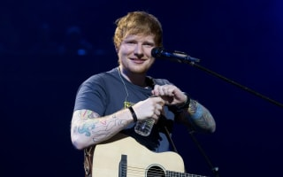 Songwriting is my therapy says Ed Sheeran