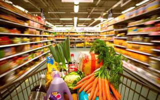 Supermarket price wars hit retail growth
