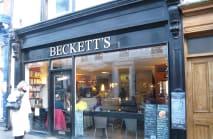 Beckett's coffee shop