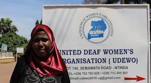 Tackling the Exploitation of Deaf Women in Uganda