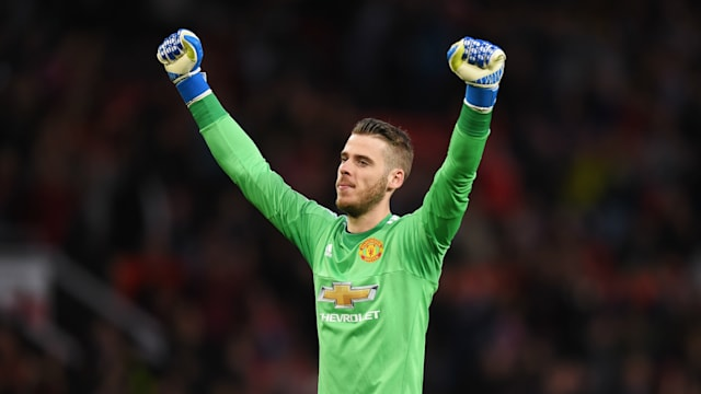Mourinho: De Gea Will Miss EL Final