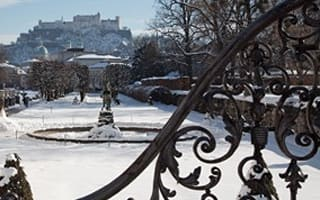 Explore Salzburg this Christmas