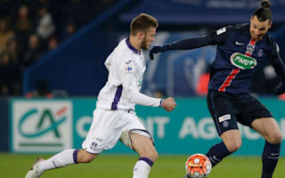Paris Saint-Germain v Toulouse: Coupe de la Ligue final berth up for grabs