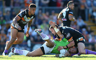 Tigers denied Finals spot by sensational Raiders