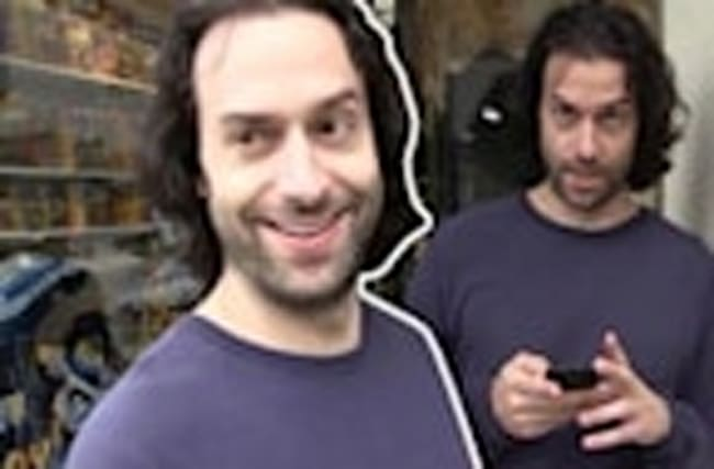 Chris Delia: Not Every Joke Is Funny!