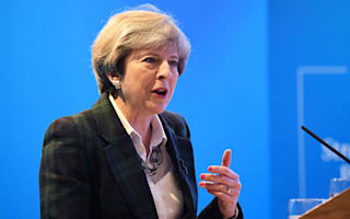 Theresa May tries to shift focus as rivals capitalise on social care U-turn