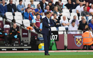 Southampton deserved to win - Bilic