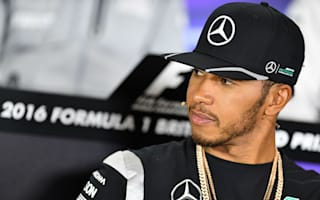 Hamilton happy to obey Mercedes team orders