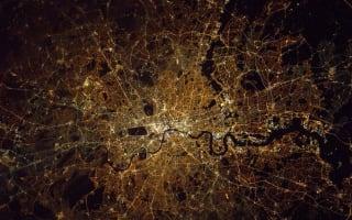 British astronaut Tim Peake shares amazing photo of London from space