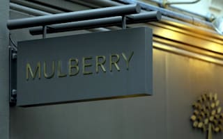 Mulberry slips on wholesale demand