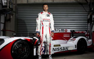 Jann Mardenborough talks to AOL Cars about his recent signing to GP3