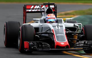 Sixth place felt like a win for Haas - Grosjean