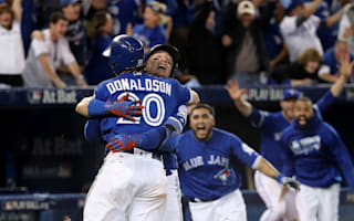 Blue Jays make history with Rangers sweep