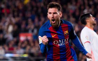 No one can touch Messi - Luis Enrique hails latest landmark