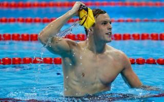 Rio 2016: Chalmers hits headlines, Ledecky wins again