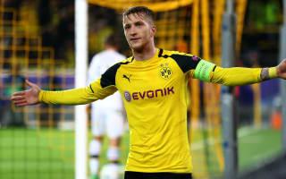 Reus revels in hat-trick hero return