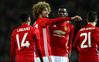 United will give everything for Champions League return - Fellaini