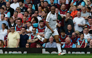 West Ham 1 Swansea City 4: Buoyant Swans check Hammers' momentum