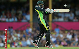 Khawaja misses out for ODI opener
