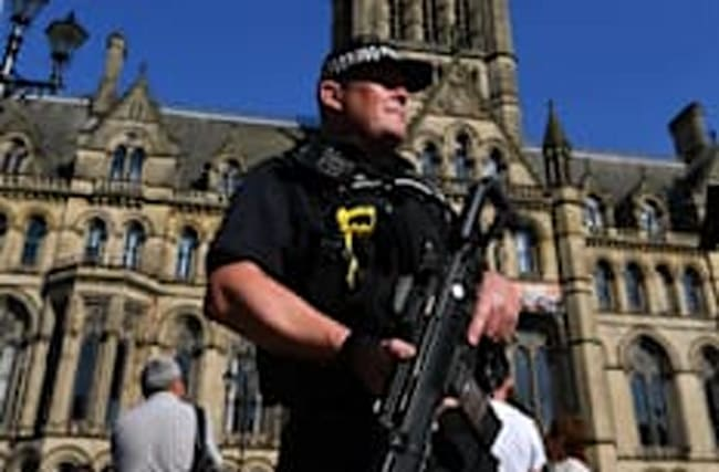 Counter terror police to Brits: Go out and enjoy yourself