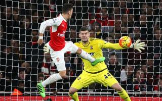 Arsenal 0 Southampton 0: Forster heroics frustrates title hopefuls