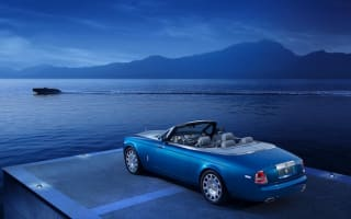 Rolls-Royce Phantom Waterspeed Collection revealed