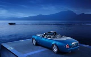 Rolls-Royce Phantom Waterspeed Collection revealed