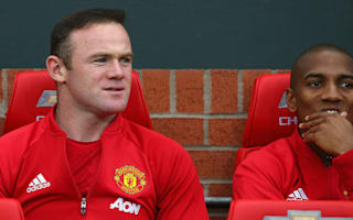 Rooney staying but Young could leave Man United, says Mourinho