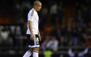 Valencia hit Feghouli with suspension