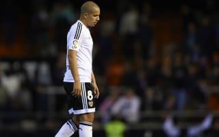 Valencia hit Feghouli with suspension